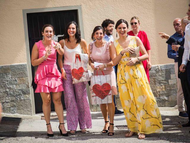 Il matrimonio di Paola e Enrico a Casto, Brescia 30