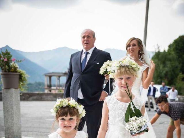 Il matrimonio di Paola e Enrico a Casto, Brescia 34