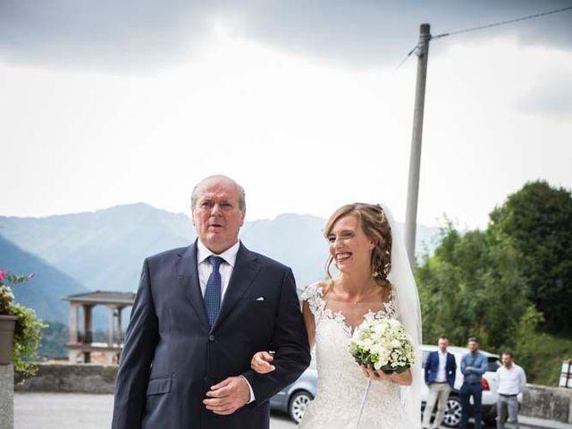 Il matrimonio di Paola e Enrico a Casto, Brescia 35
