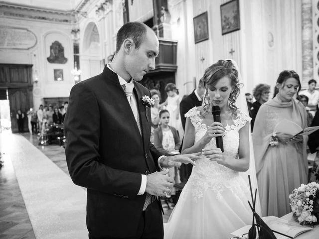 Il matrimonio di Paola e Enrico a Casto, Brescia 36