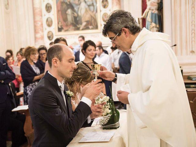 Il matrimonio di Paola e Enrico a Casto, Brescia 37
