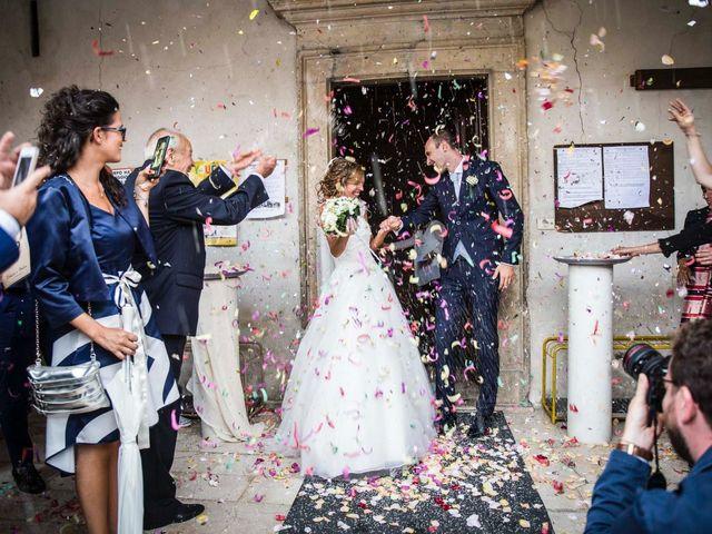 Il matrimonio di Paola e Enrico a Casto, Brescia 40