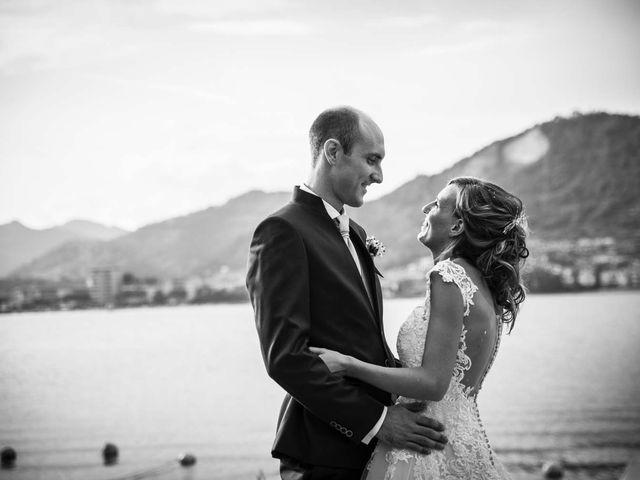 Il matrimonio di Paola e Enrico a Casto, Brescia 42