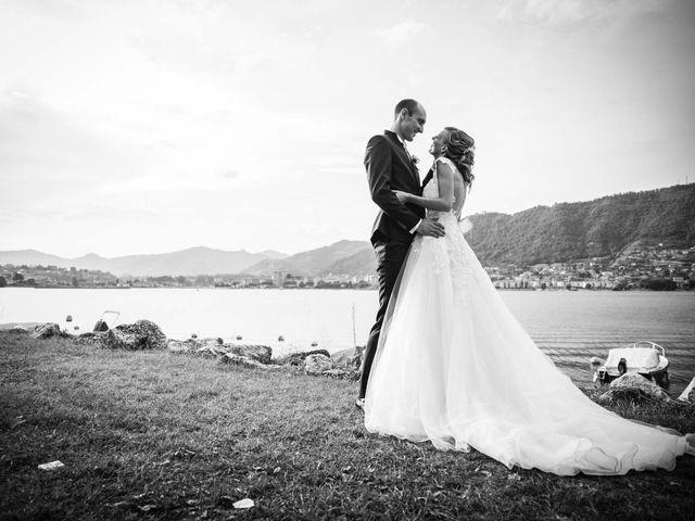 Il matrimonio di Paola e Enrico a Casto, Brescia 43