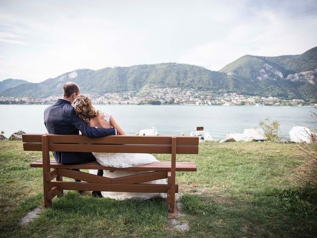Il matrimonio di Paola e Enrico a Casto, Brescia 44
