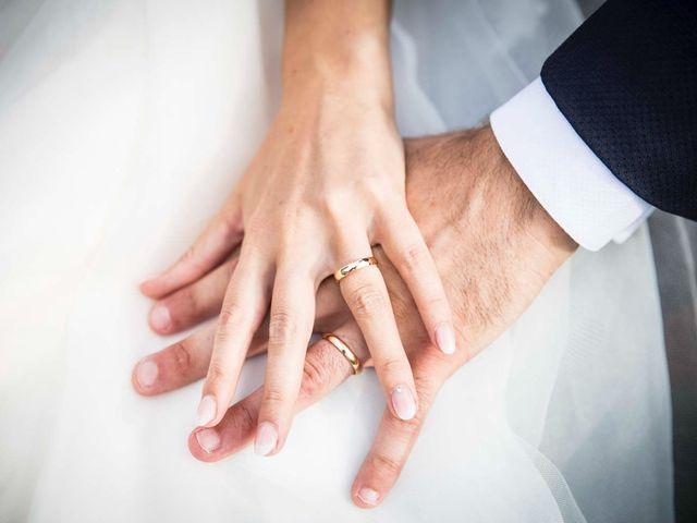 Il matrimonio di Paola e Enrico a Casto, Brescia 46