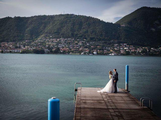 Il matrimonio di Paola e Enrico a Casto, Brescia 49