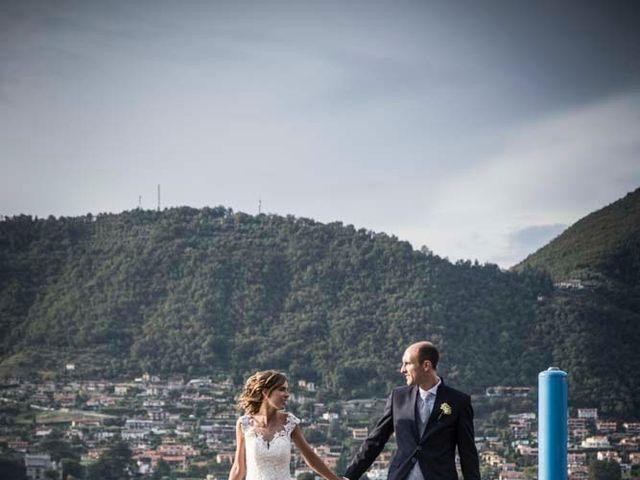 Il matrimonio di Paola e Enrico a Casto, Brescia 50