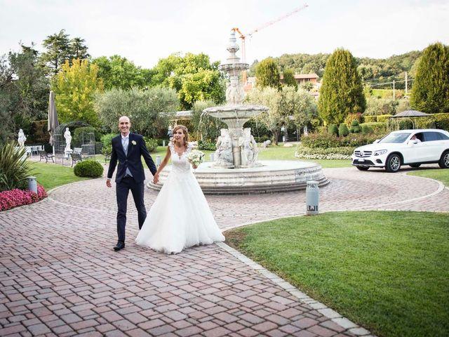 Il matrimonio di Paola e Enrico a Casto, Brescia 51