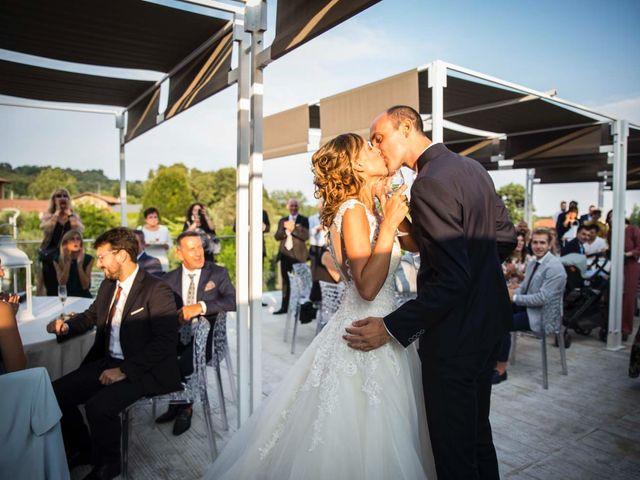 Il matrimonio di Paola e Enrico a Casto, Brescia 52