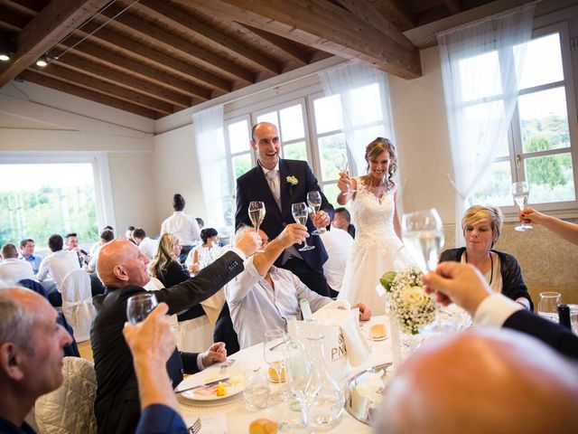 Il matrimonio di Paola e Enrico a Casto, Brescia 60