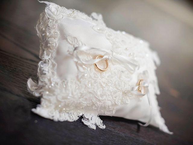 Il matrimonio di Giacomo e Irene a Carmignano, Prato 3