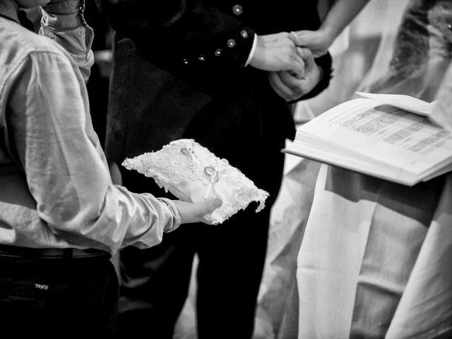 Il matrimonio di Giacomo e Irene a Carmignano, Prato 5