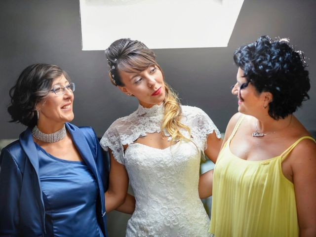 Il matrimonio di Giacomo e Irene a Carmignano, Prato 14