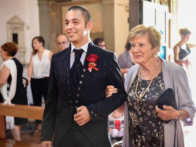 Il matrimonio di Giacomo e Irene a Carmignano, Prato 34