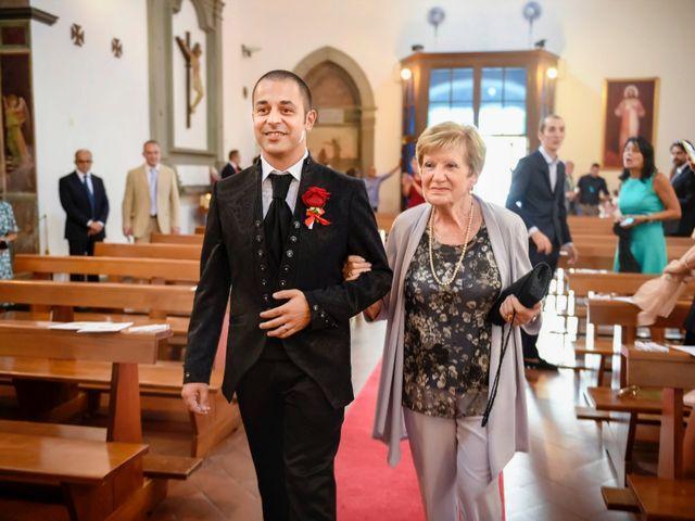 Il matrimonio di Giacomo e Irene a Carmignano, Prato 35