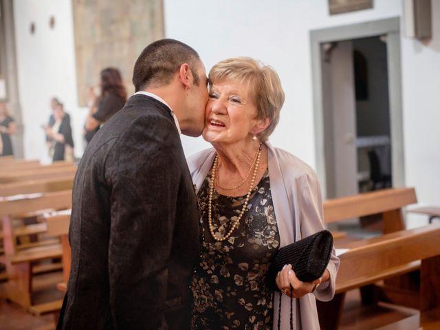 Il matrimonio di Giacomo e Irene a Carmignano, Prato 36