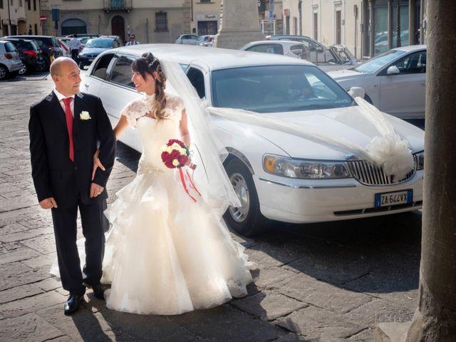 Il matrimonio di Giacomo e Irene a Carmignano, Prato 39