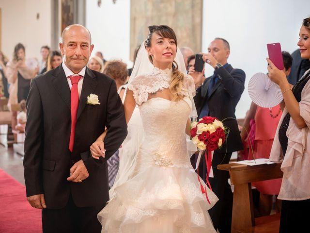 Il matrimonio di Giacomo e Irene a Carmignano, Prato 40
