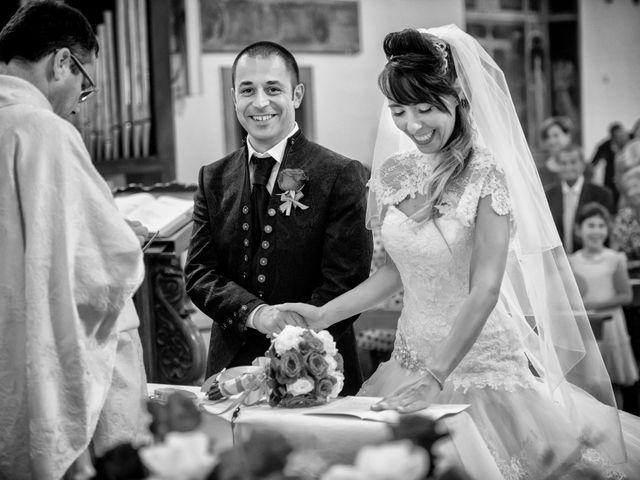 Il matrimonio di Giacomo e Irene a Carmignano, Prato 49