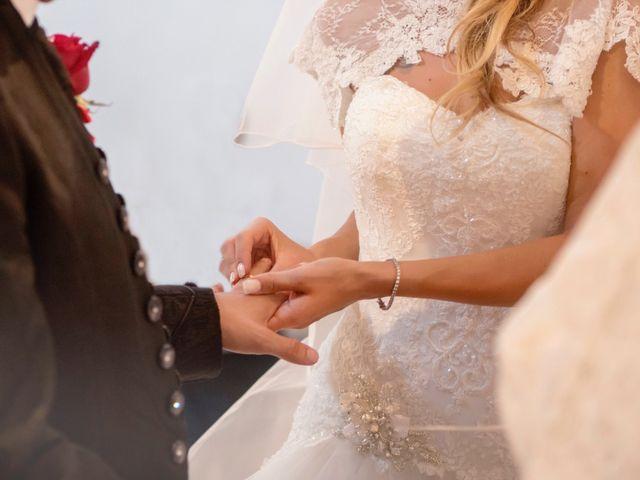 Il matrimonio di Giacomo e Irene a Carmignano, Prato 50