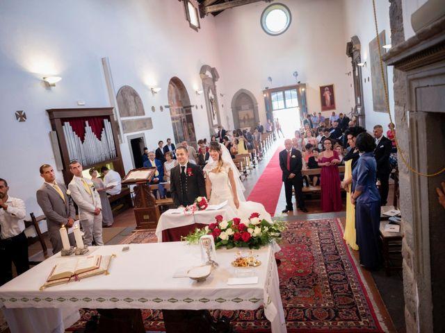 Il matrimonio di Giacomo e Irene a Carmignano, Prato 53