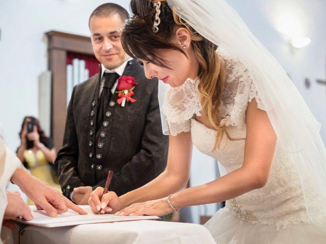 Il matrimonio di Giacomo e Irene a Carmignano, Prato 55