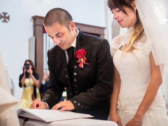 Il matrimonio di Giacomo e Irene a Carmignano, Prato 56