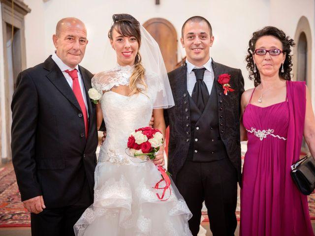 Il matrimonio di Giacomo e Irene a Carmignano, Prato 58
