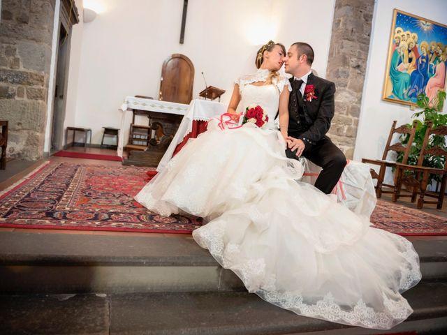 Il matrimonio di Giacomo e Irene a Carmignano, Prato 59