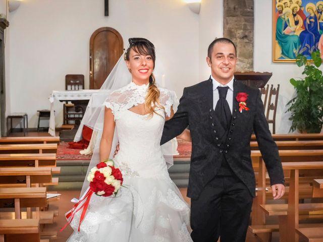 Il matrimonio di Giacomo e Irene a Carmignano, Prato 60