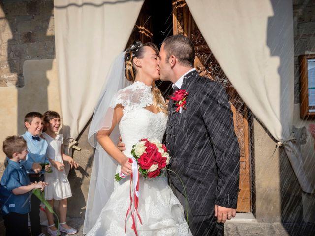 Il matrimonio di Giacomo e Irene a Carmignano, Prato 62