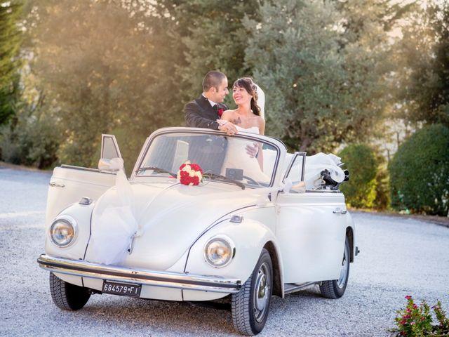 Il matrimonio di Giacomo e Irene a Carmignano, Prato 70