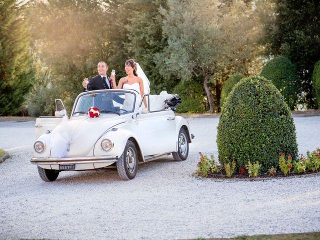 Il matrimonio di Giacomo e Irene a Carmignano, Prato 72