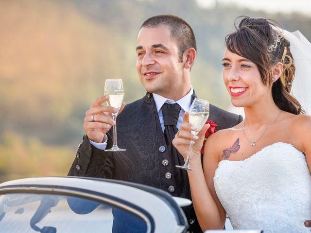 Il matrimonio di Giacomo e Irene a Carmignano, Prato 73