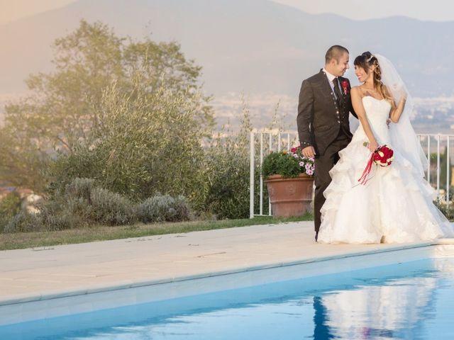 Il matrimonio di Giacomo e Irene a Carmignano, Prato 77