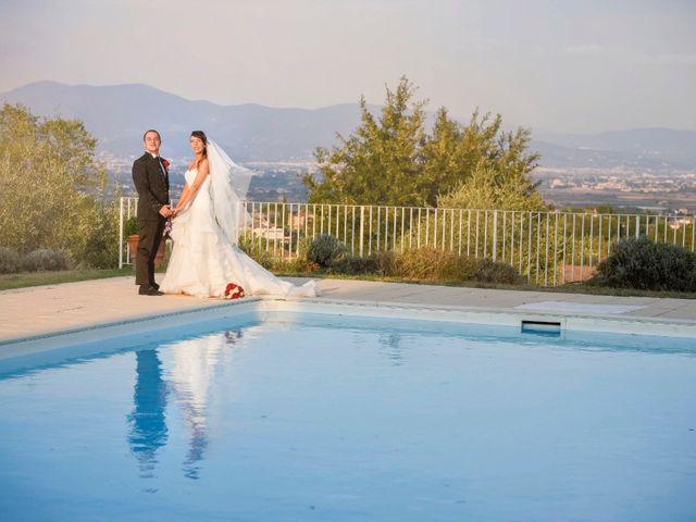 Il matrimonio di Giacomo e Irene a Carmignano, Prato 83