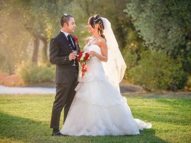 Il matrimonio di Giacomo e Irene a Carmignano, Prato 85