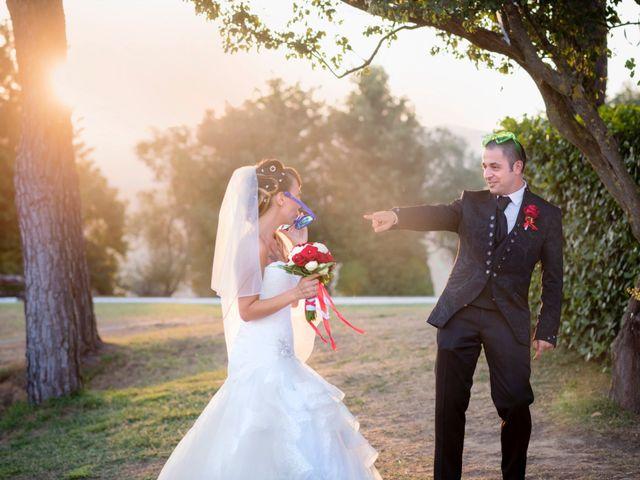 Il matrimonio di Giacomo e Irene a Carmignano, Prato 87