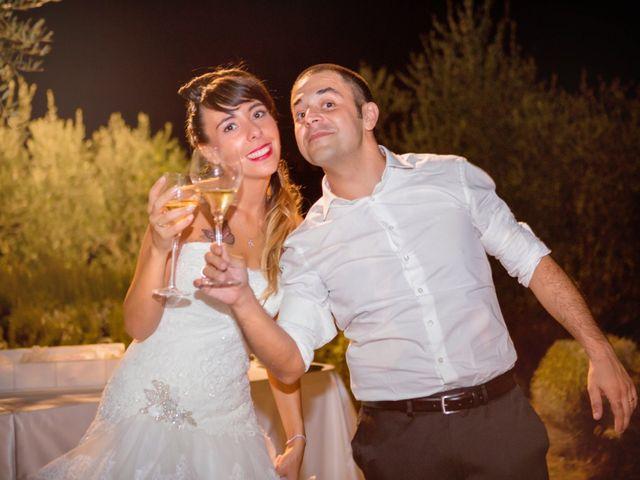 Il matrimonio di Giacomo e Irene a Carmignano, Prato 99