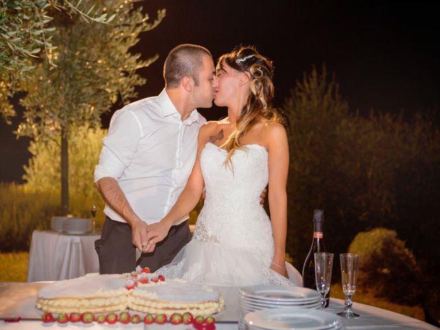 Il matrimonio di Giacomo e Irene a Carmignano, Prato 100