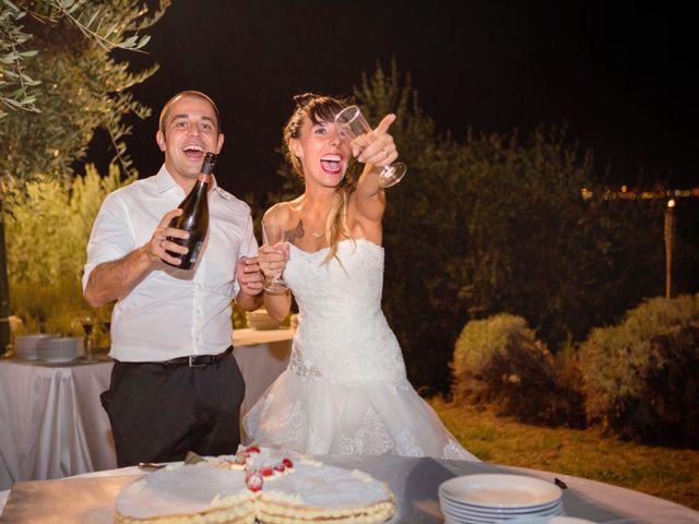 Il matrimonio di Giacomo e Irene a Carmignano, Prato 101