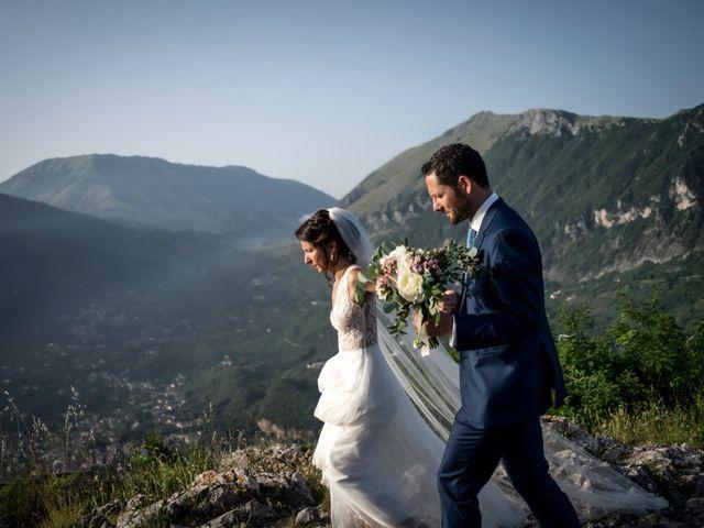Le nozze di Leonardo e Andrea