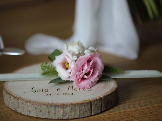 Il matrimonio di Marco e Gaia a Oggiono, Lecco 5