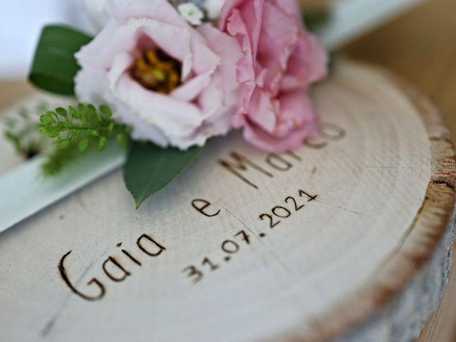 Il matrimonio di Marco e Gaia a Oggiono, Lecco 8