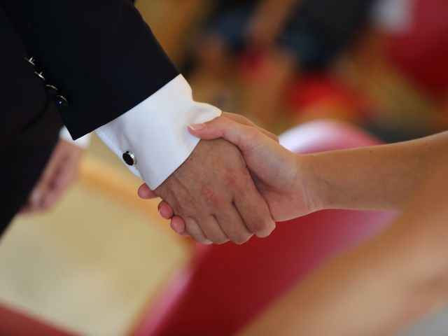 Il matrimonio di Marco e Gaia a Oggiono, Lecco 32