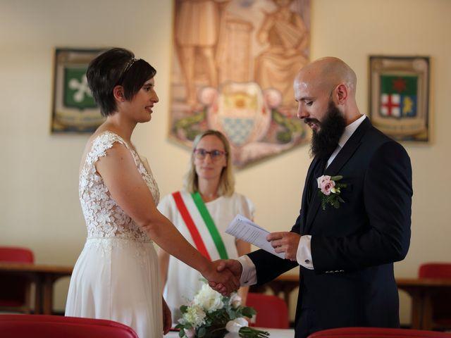 Il matrimonio di Marco e Gaia a Oggiono, Lecco 33