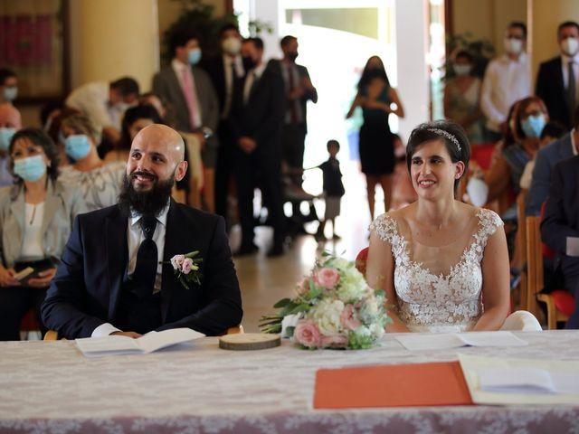 Il matrimonio di Marco e Gaia a Oggiono, Lecco 34