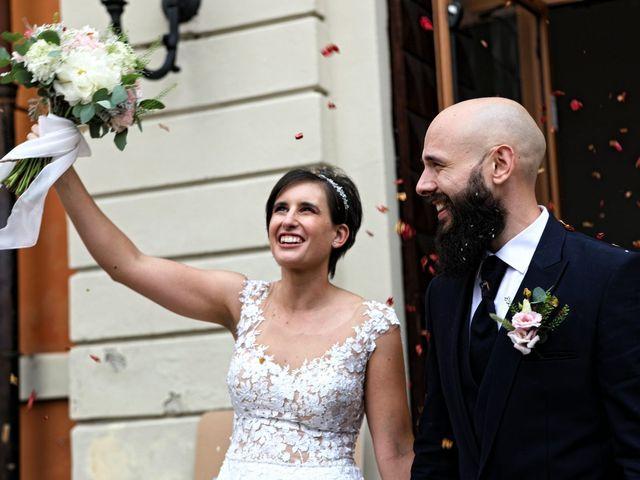 Il matrimonio di Marco e Gaia a Oggiono, Lecco 39