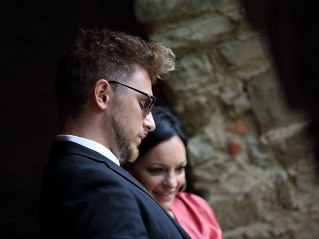 Il matrimonio di Marco e Gaia a Oggiono, Lecco 43